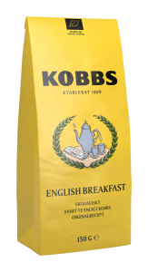 Herbata Kobbs English Breakfast EKO - sypana - 150g