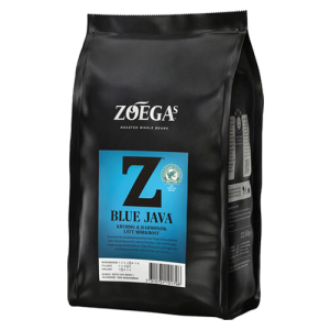 Zoega's Blue Java - kawa ziarnista - 450g