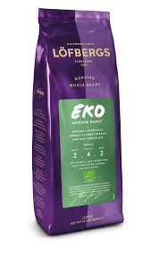 Lofbergs EKO Medium Roast - ziarnista - 400g
